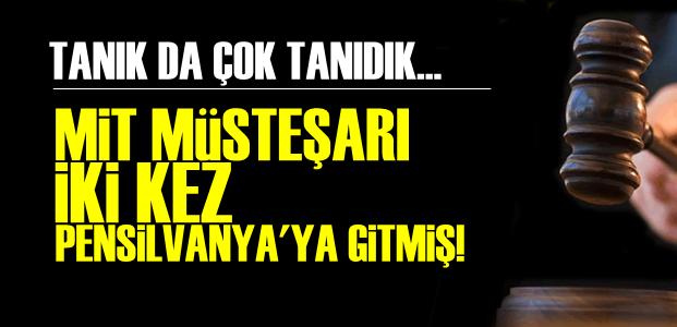 GÜLEN İLE GÖRÜŞMESİNİ ANLATTI!..