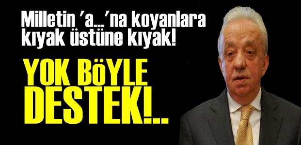 DEVLET CENGİZ'E ÇALIŞIYOR!