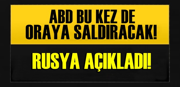 PUTİN'DEN BOMBA İDDİA!..
