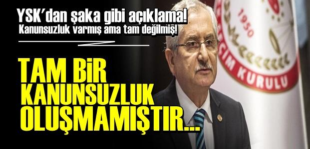 REDDETME GEREKÇESİ DE SKANDAL!