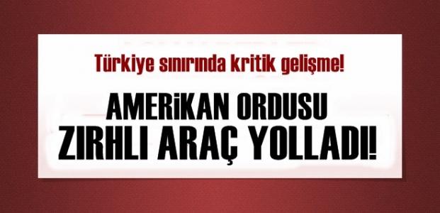 SINIRDA KRİTİK GELİŞME!