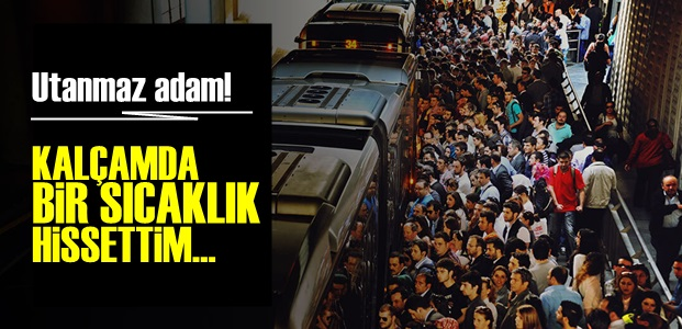 UTANMAZ ADAMIN YAPTIKLARINA BAKIN!