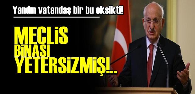 'BİNAYI DEĞİŞTİRELİM' DİYE MEKTUP GÖNDERDİ!