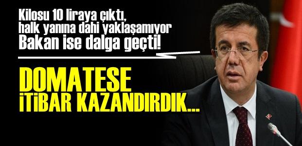 'DOMATESE İTİBAR KAZANDIRDIK...'