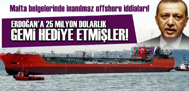 MALTAFILES'TA ERDOĞAN'IN GİZLİ SERVETİ İDDİASI!