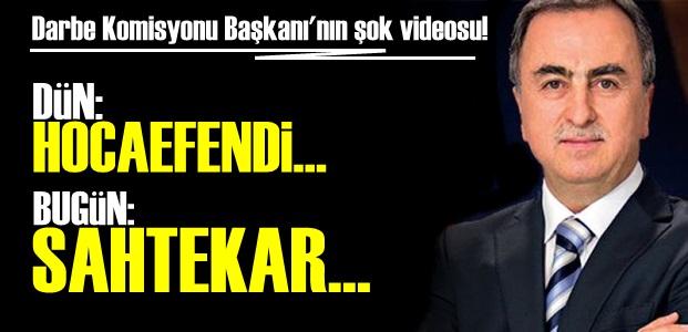 REŞAT PETEK'İN ŞOK VİDEOSU!..