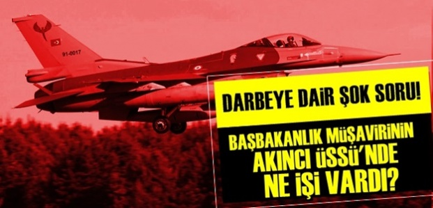 15 TEMMUZ'A DAİR ŞOK SORU!..