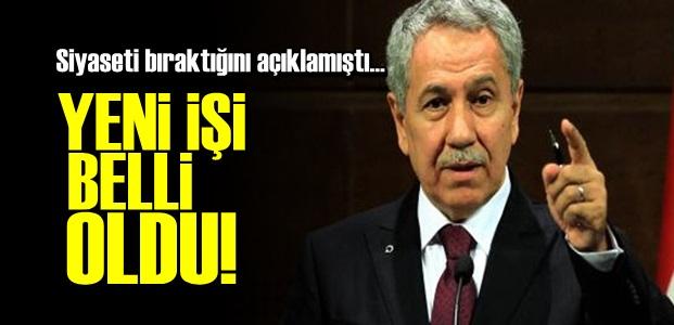 İŞTE YENİ İŞİ...