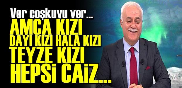 NİHAT HATİPOĞLU COŞTUKÇA COŞTU!..