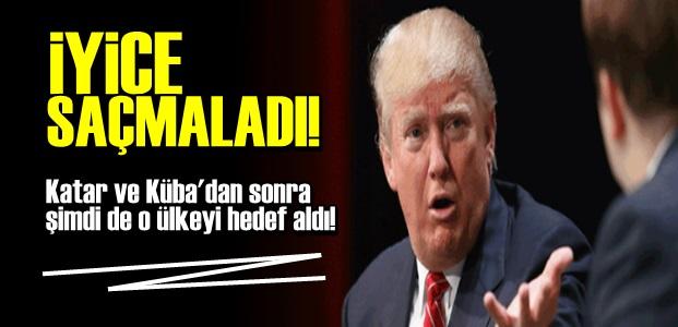 ORTADOĞU'YU KARIŞTIRMIŞTI ŞİMDİ DE...