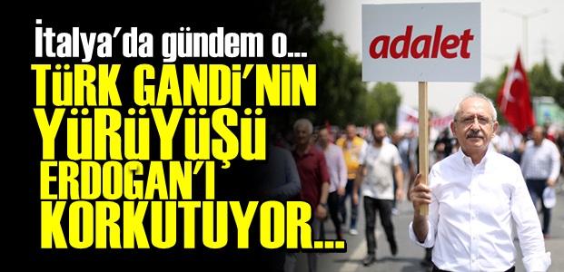 'TÜRK GANDİ ERDOĞAN'I KORKUTUYOR'