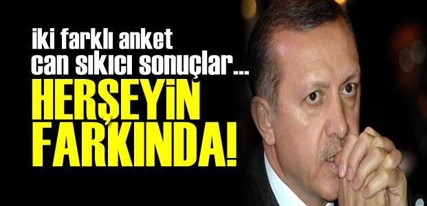 ERDOĞAN HERŞEYİN FARKINDA!