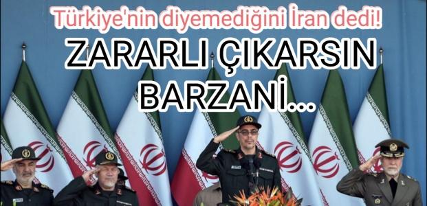 İRAN'DAN SERT AÇIKLAMA!