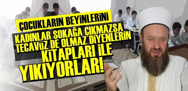 CEMAATTEN ÖĞRENCİLERE 'LİSE TALİMATI!