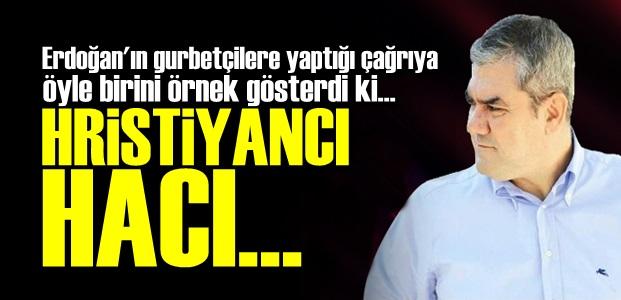 HRİSTİYANCI HACI...