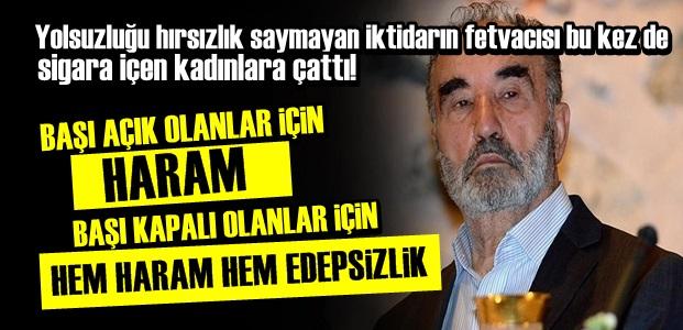KARAMAN'DAN SİGARA FETVASI!