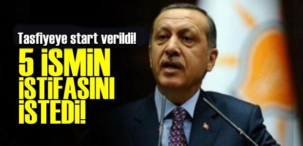 TASFİYE BAŞLADI!