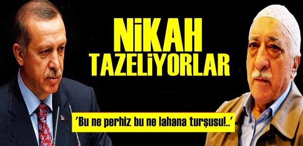 NİKAH TAZELİYORLAR!..