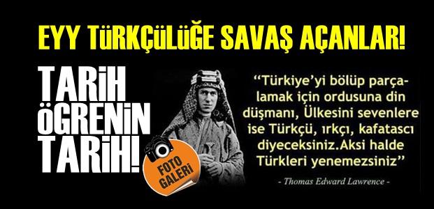 TARİH ÖĞRENİN TARİH!..