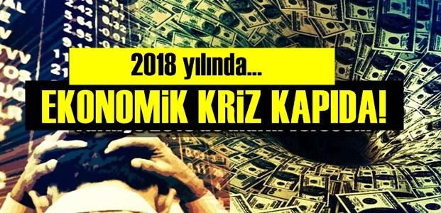 TÜRKİYE'DE KRİZ KAPIDA!..