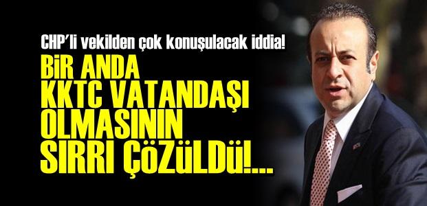 CHP'Lİ VEKİLDEN BOMBA BAĞIŞ İDDİASI!..