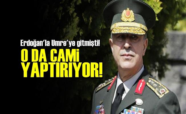 BİR CAMİ DE AKAR'DAN...