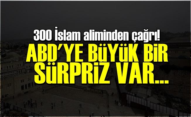 İSLAM ALİMLERİNDEN KUDÜS ÇAĞRISI!..