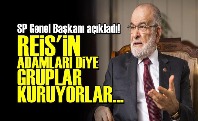 İKTİDAR 'YASADIŞI' GRUPLAR KURMAYA BAŞLADI!