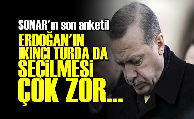 SONAR'IN SON ANKETİNDE FLAŞ SONUÇ!