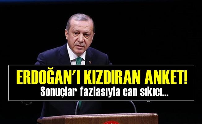 ERDOĞAN'I KIZDIRAN ANKET!