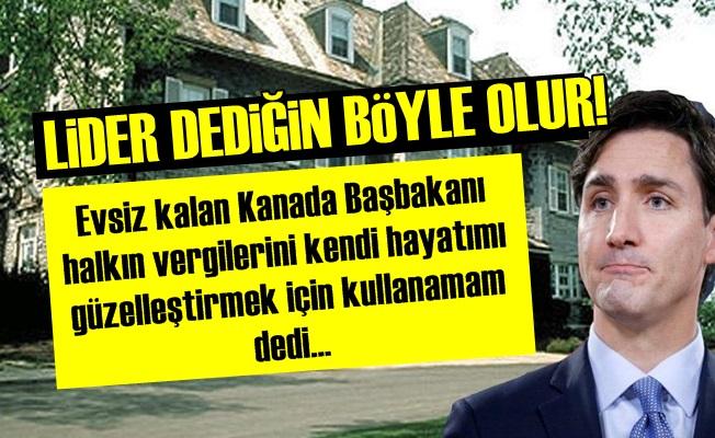 LİDER DEDİĞİN BÖYLE OLUR!..