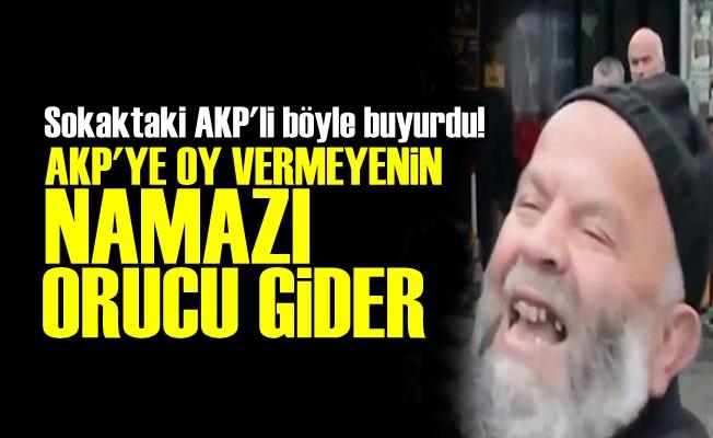AKP'LİLERİN 'KÜRTAJ DEDESİ' BÖYLE BUYURDU!