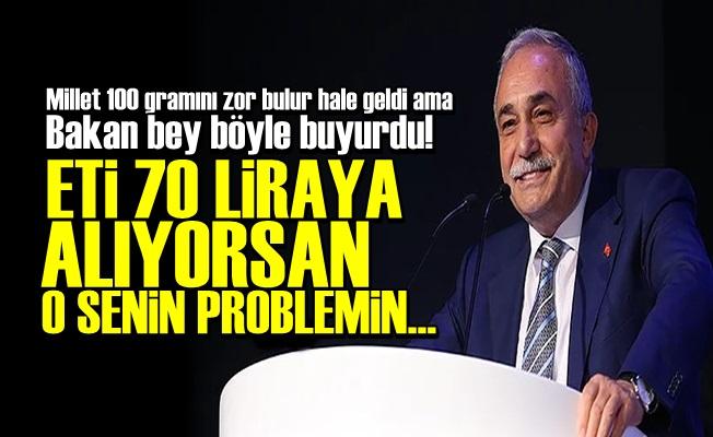 'ETİ 70 LİRAYA ALAN VATANDAŞIN PROBLEMİ...'