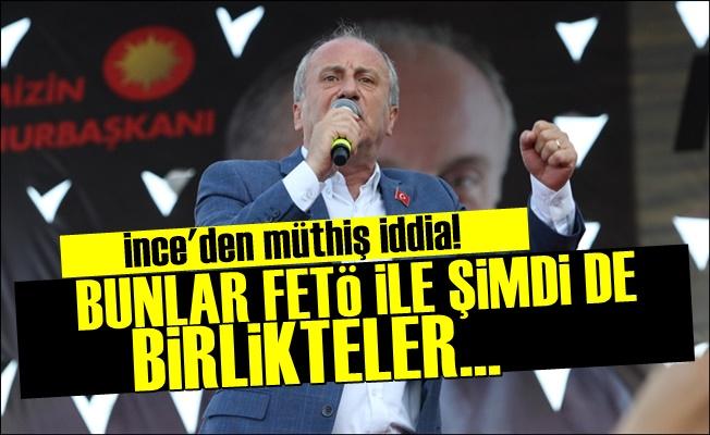 'AKP-FETÖ Şu An Bile Birlikteler...'