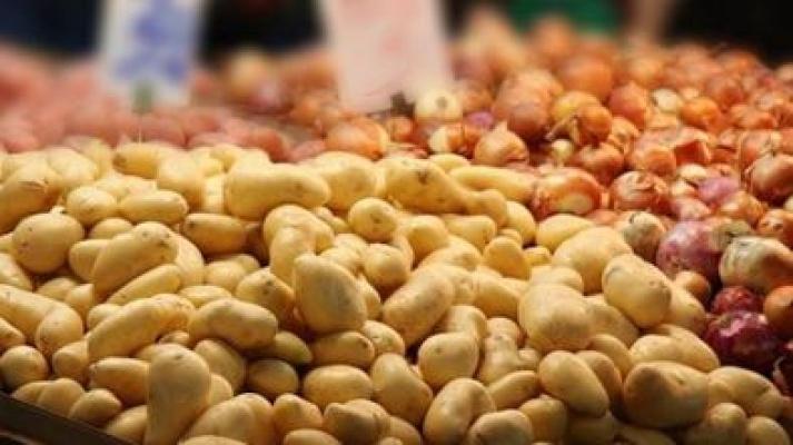 AKP Türkiyesi! Patates Soğan İthal Edeceğiz