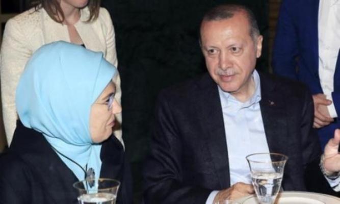 Erdoğan: Kardeşim Batırıyorsunuz Bizi