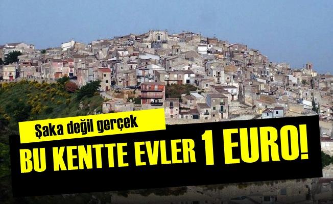 Bu Kentte Evler 1 EURO!