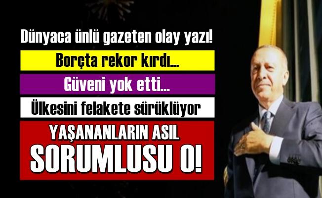 NYT'den Olay Erdoğan Yazısı!