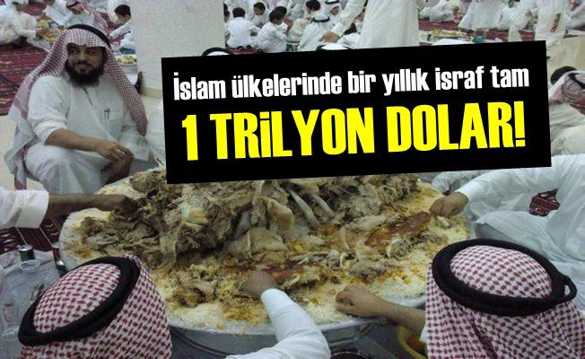 1 Trilyon Doları Çöpe Atıyorlar!