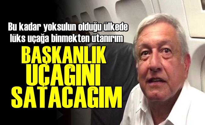 'Halkım Yoksulken Lüks Uçağa Binmek Utanç Verici'