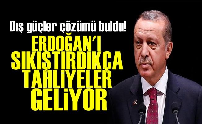 'Erdoğan'ı Sıkıştırdıkça Tahliyeler Geliyor'