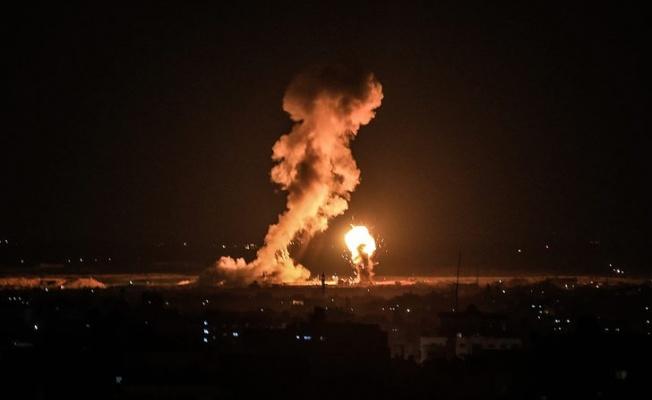 İsrail'den Şok Saldırı!