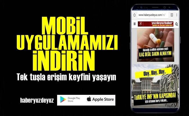 Mobil Uygulamamızı Yükleyin, Rahat Edin!
