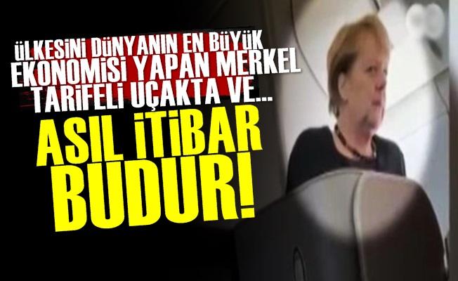 Asıl İtİbar Budur! Helal Sana Merkel...