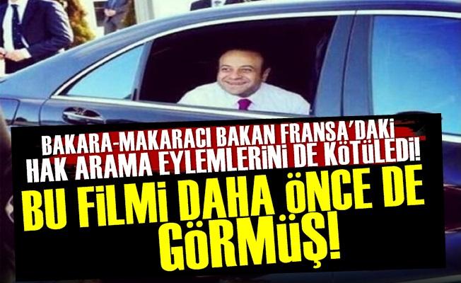 Bakara-Makaracı Bakan Antep'te Konuştu!