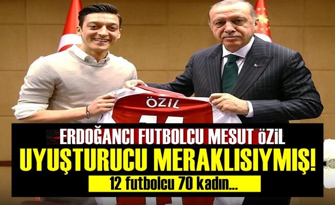 Mesut Özil Uyuşturucudan Bayılmış!