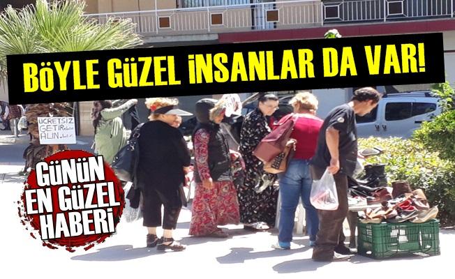 Günün En Güzel Haberi İzmir'den!