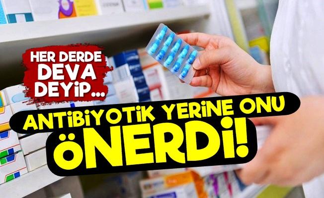 Antibiyotik Yerine Onu Önerdi; Bolca Tüketin...