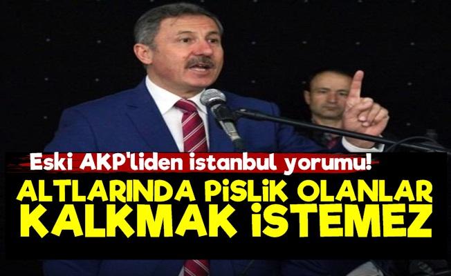 AKP'li Vekilden AKP'lileri Çıldırtacak Sözler!