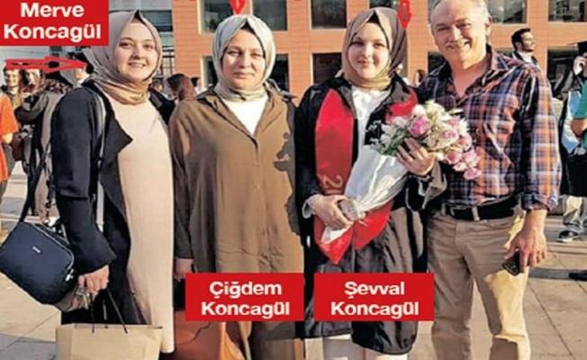 AKP'li Vekilin Kızlarına İş Kıyağı!
